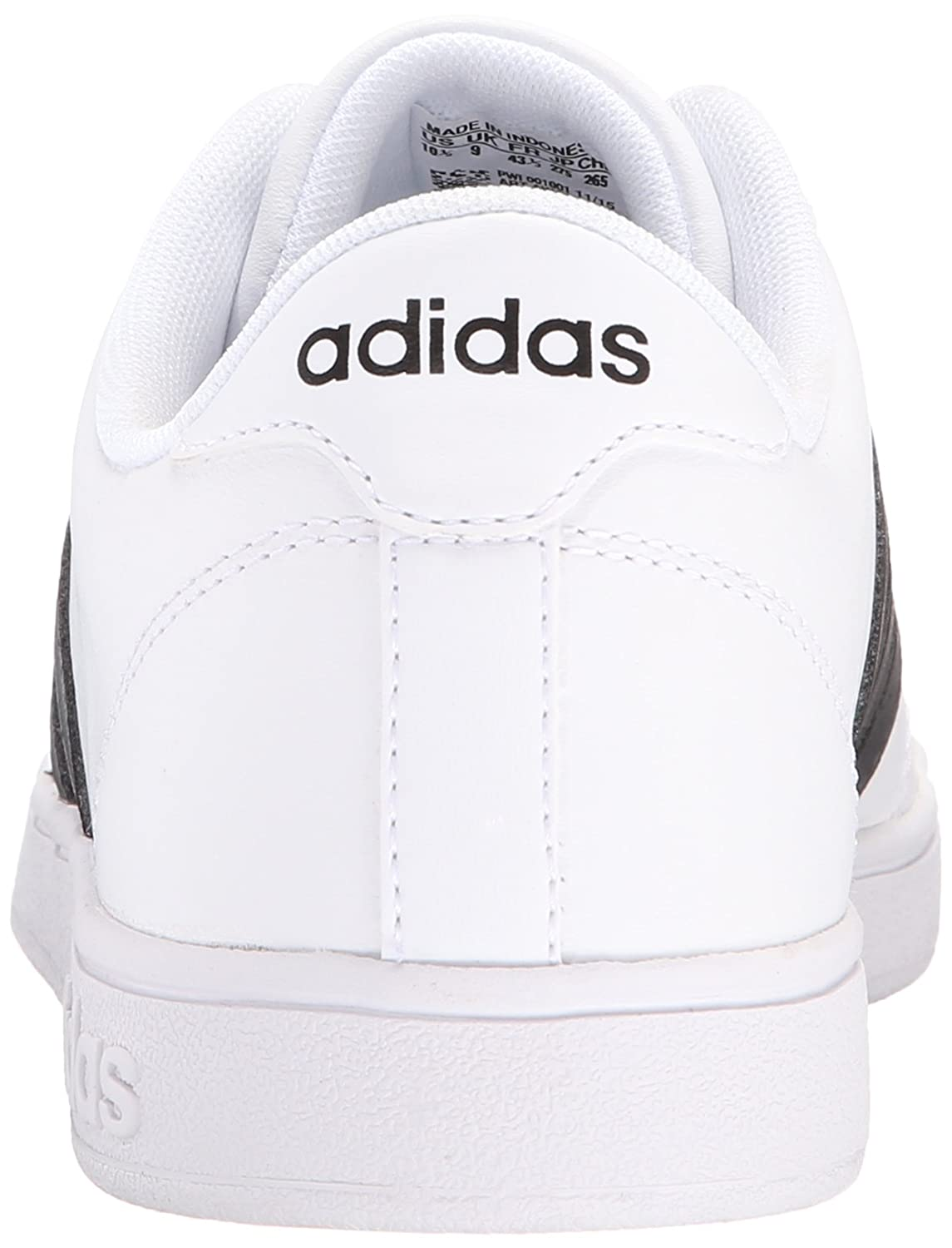 new styles d51d6 cac98 Amazon.com  Adidas Neo Womens Baseline W Casual Sneaker, WhiteBlack