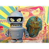 Kidrobot Futurama Series 1 Figure - Bender