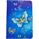 PHEVOS 7''/7.85''/8'' Tablet Pc Case Cover, Foldable and Solid Stand Case, Compatible with All Universal 7/7.85/7.9 inch Tabl
