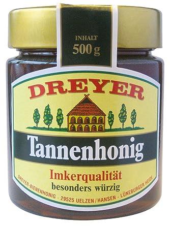 Dreyer - Tannenhonig - 500g: Amazon.de: Lebensmittel & Getränke
