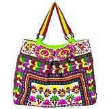 Spiegelburg 90469 Shopper Sounds of India (mit Stickerei u. Applikation)