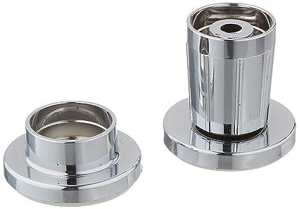 Amazon.com: Mintcraft Pmb-004 Adjustable Shower Rod Holder 1\
