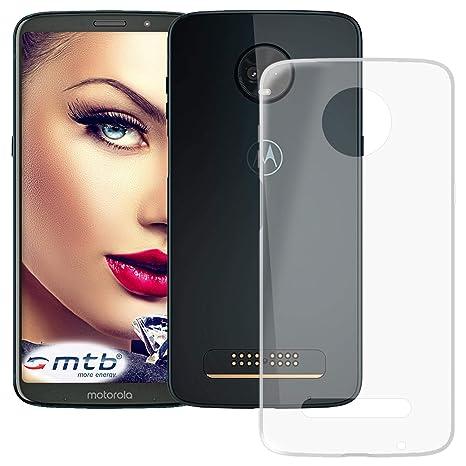 mtb More Energy® Funda para Motorola Moto Z3 Play | Moto Z ...