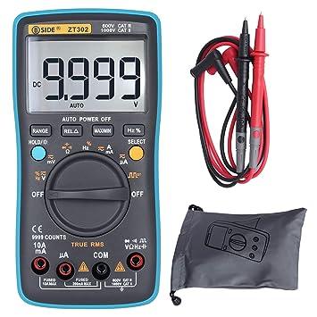 Fluke 101 Auto Range Digital Multimeter for AC//DC Voltage,Resistance,Capacitance