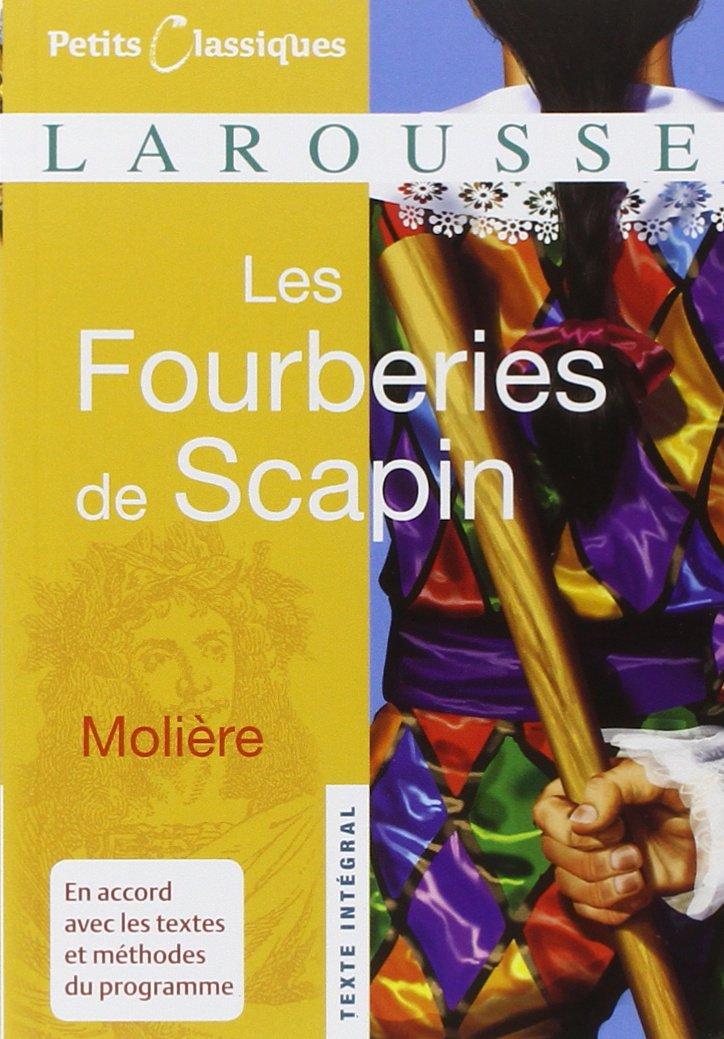 Fourberies de Scapin (Petits Classiques)