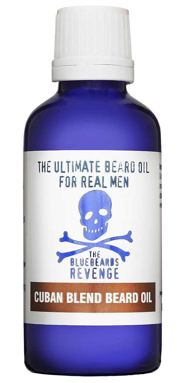 The Bluebeards Revenge Ultimate Beard Oil 50ml Cuban Blend Image