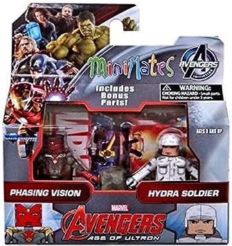 Marvel Avengers Age of Ultron Minimates Series 63 VARIANT Phasing ...