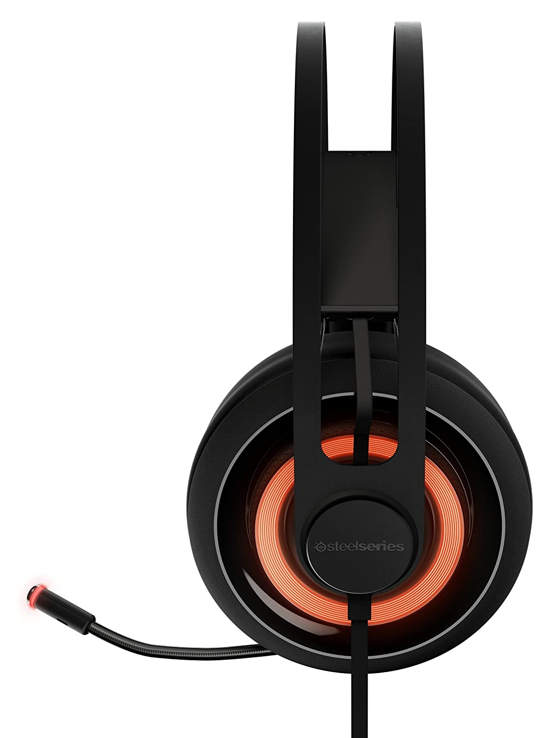 Steel Series Siberia 650 Gaming Headset - Black (PC CD ...
