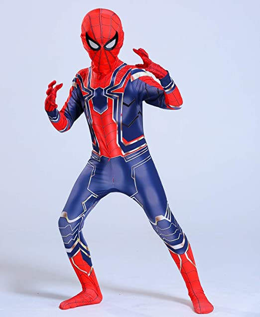 Cosplay Ropa Cosplay Disfraz Avengers 3 Iron Spiderman Anime ...