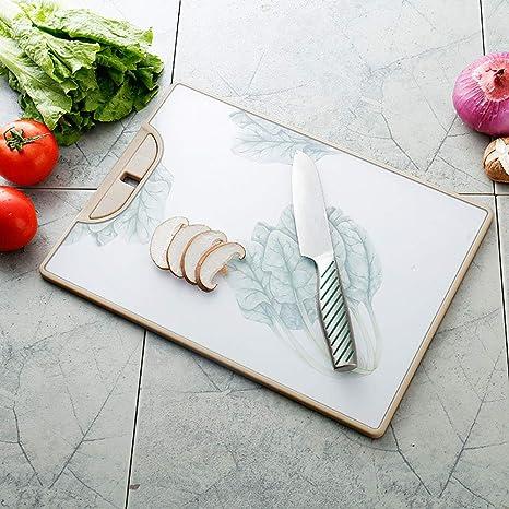 Compra Plástico Chopping Board, Tabla De Cortar Cuchillo ...