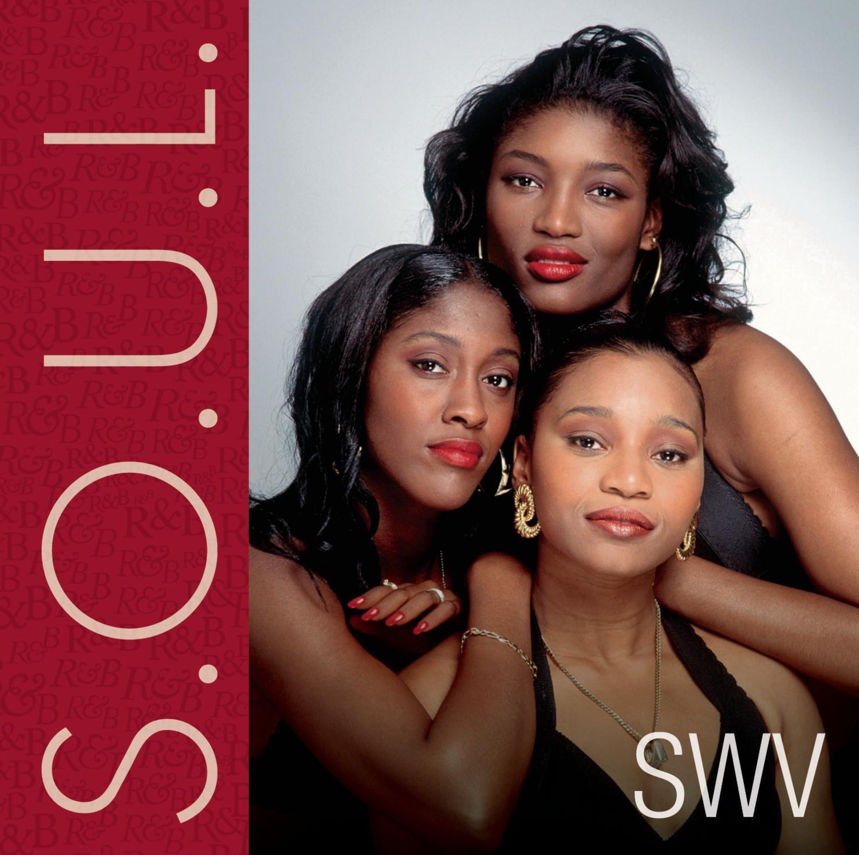 CD : SWV - S.o.u.l. (CD)
