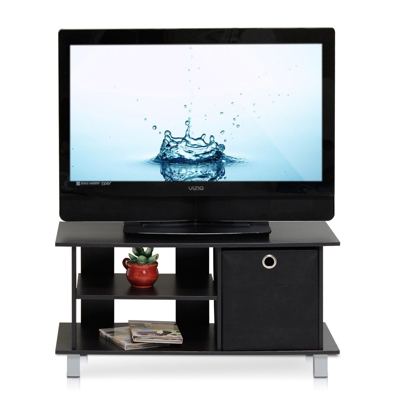 Tv Entertainment Stand Amazoncom Furinno 13239ex Bk Simplistic Tv Entertainment Center
