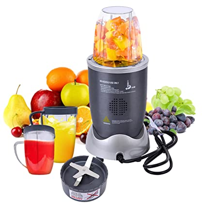 Panel Tech 600 W Batidora profesioneller de alto rendimiento Smoothie maker, extractor de Nutrientes de