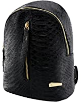 Cheap Small Backpack for Girls Mini PU Leather Satchel Kids Daypack