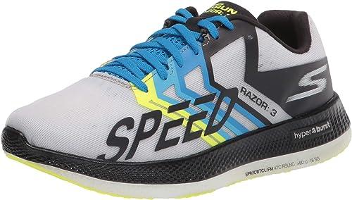neumático combinar Dar a luz  Skechers GOrun Razor 3 Hyper Running Shoes - SS20: Amazon.de: Schuhe &  Handtaschen
