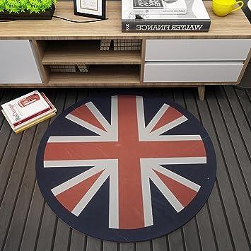 Tapis Salon Décoration De Sol Moderne Style Européen Anglais Drapeau ...