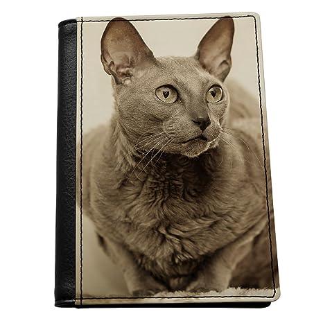 Mau egipcio gato Animal titular del pasaporte 112