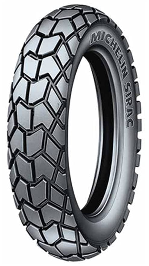 Michelin Sirac Street 2.75-18 48P Tube Type Bike Tyre, Rear (Home Delivery)