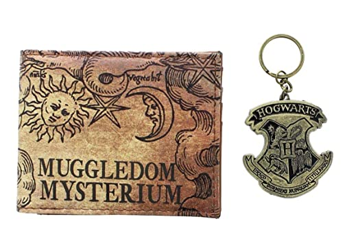 Amazon.com: Harry Potter cartera/llavero Set: Clothing
