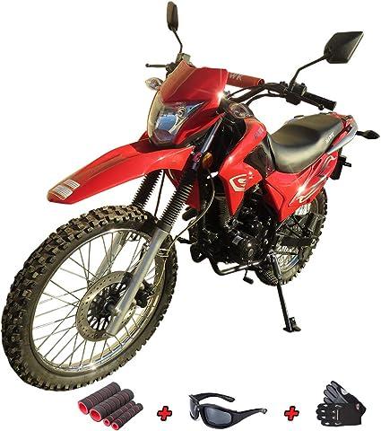 X-PRO 250 CC Bicicleta de Cross Hawk 250 Enduro Motocicleta ...