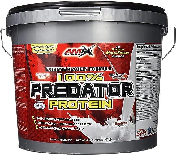 Amix Predator Protein 4 Kg Cookie Crema 4 4000 g