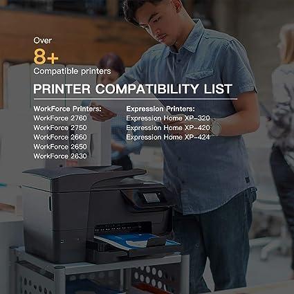 E-Z Ink (TM) - Cartucho de Tinta remanufacturado Epson 220 ...