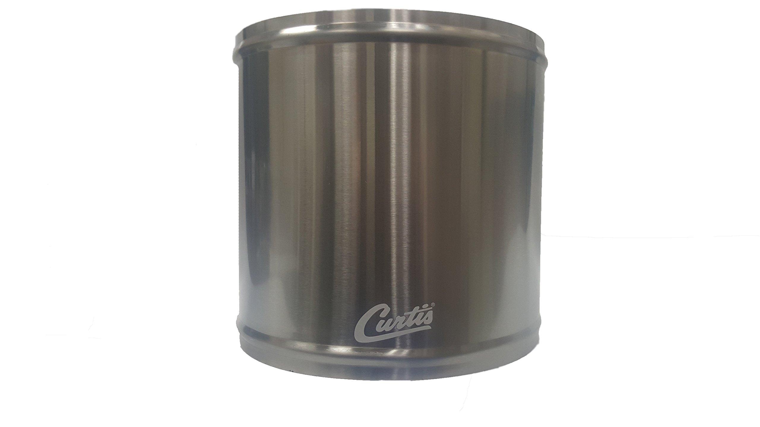 Wilbur Curtis Iced Tea Dispenser Remote Tea Dispenser Stand, Stackable - Designed to Preserve Flavor - TC15RS (Each) by Wilbur Curtis