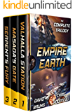 Empire Earth (The Complete Trilogy): A Space Opera Boxed Set