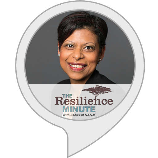 Resilience Minute with Zaheen Nanji