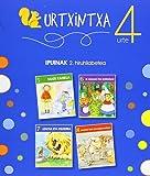 Urtxintxa 4 urte - 2. hiruhilabeteko ipuinak (5-8)