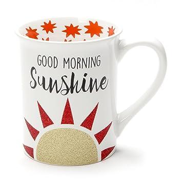Amazoncom Enesco 6001220 Our Name Is Mudgood Morning Sunshine