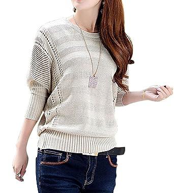 Women s Stylish Sweater Trendy Pullover Dress S24 003ee47cf