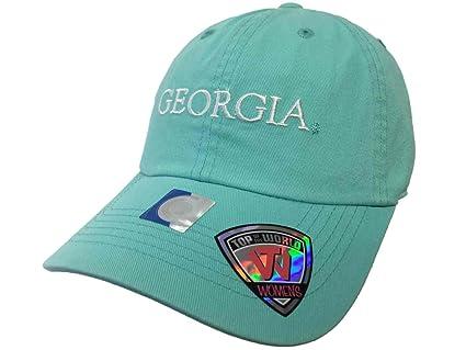 Amazon.com   Top of the World Georgia Bulldogs Tow Women s Mint ... 919260a8312