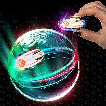 Micro Racers Mini Cars - Micro Pocket Racer luz LED Brilla en la ...