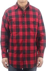BOCOMAL FR Shirts Flame Resistant Shirt Cotton Shirts NFPA2112 7.5oz Light Weight Men's Fire Retardant Workwear Uniform Shirt
