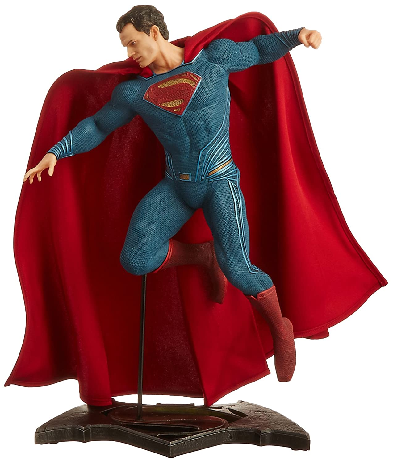 DC Comics aug150304 Batman V Superman Dawn of Justice Superman Statue