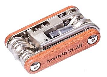 MARQUE - Kit de reparación de Multiherramienta para Bicicleta (11 ...