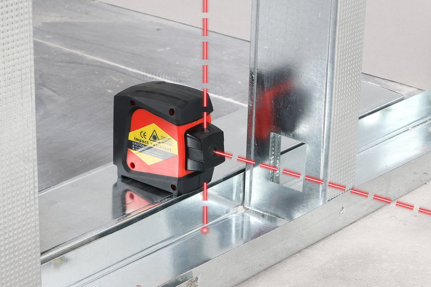Firecore F333R Red 3-Point Laser Alignment with Self-Leveling by Firecore (Image #2)