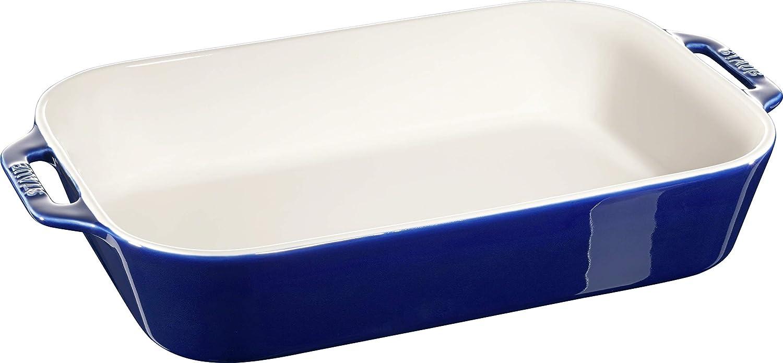 Azul Tabuleiro rectangular 34x24cm da Staub