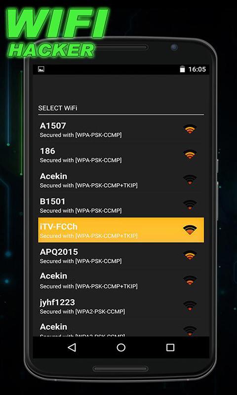 Amazon com: Wifi Hacker:Wifi Password Keygen: Appstore for