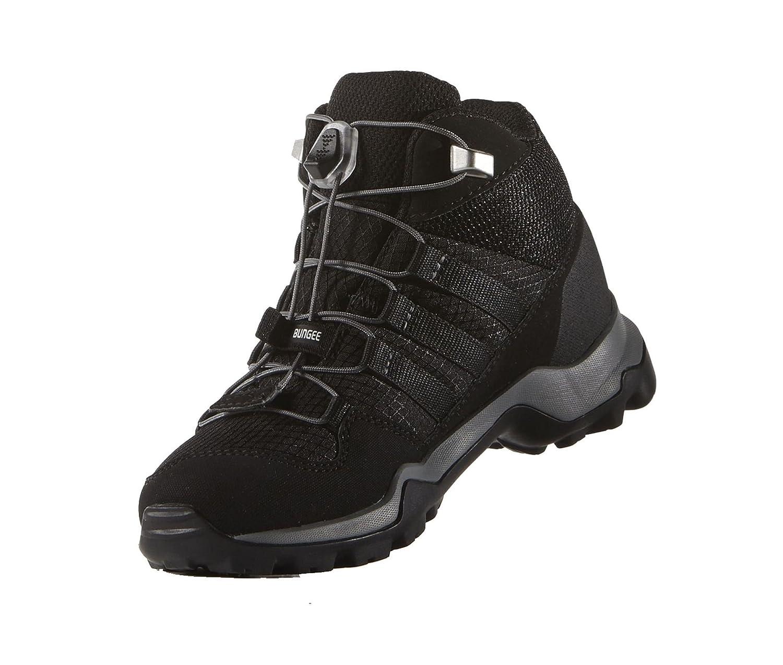 Adidas Niño Terrex Mid GTX K Zapatillas de Senderismo Negro 28.5