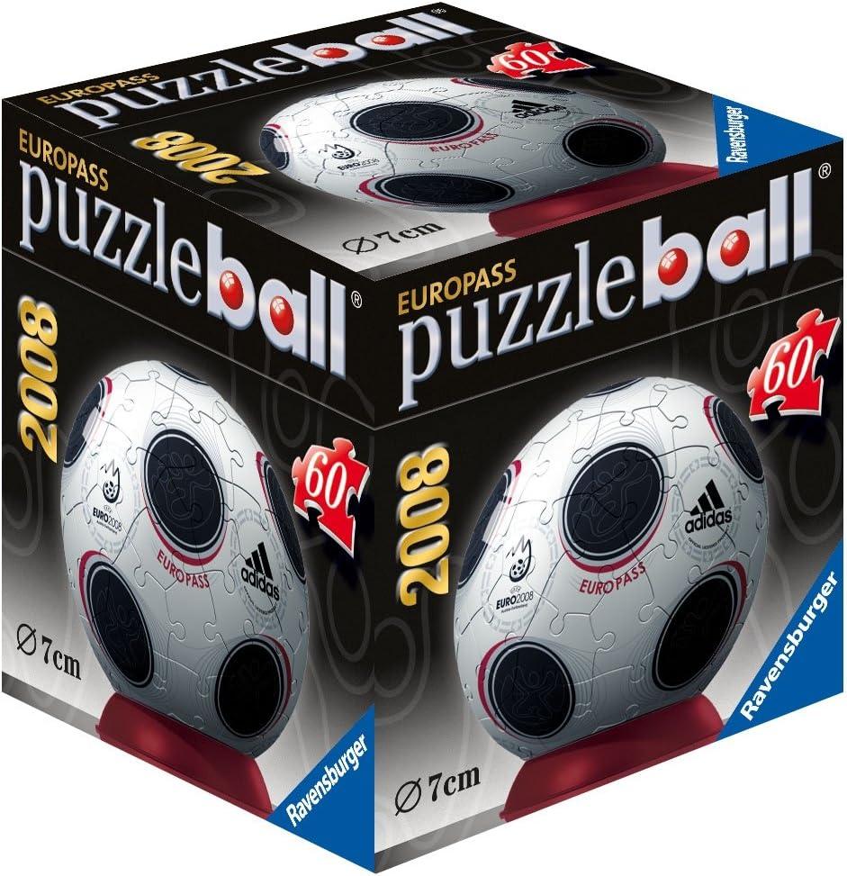 Ravensburger 09697 – EUROPASS 2008, 60 Piezas Puzzle Ball: Amazon ...