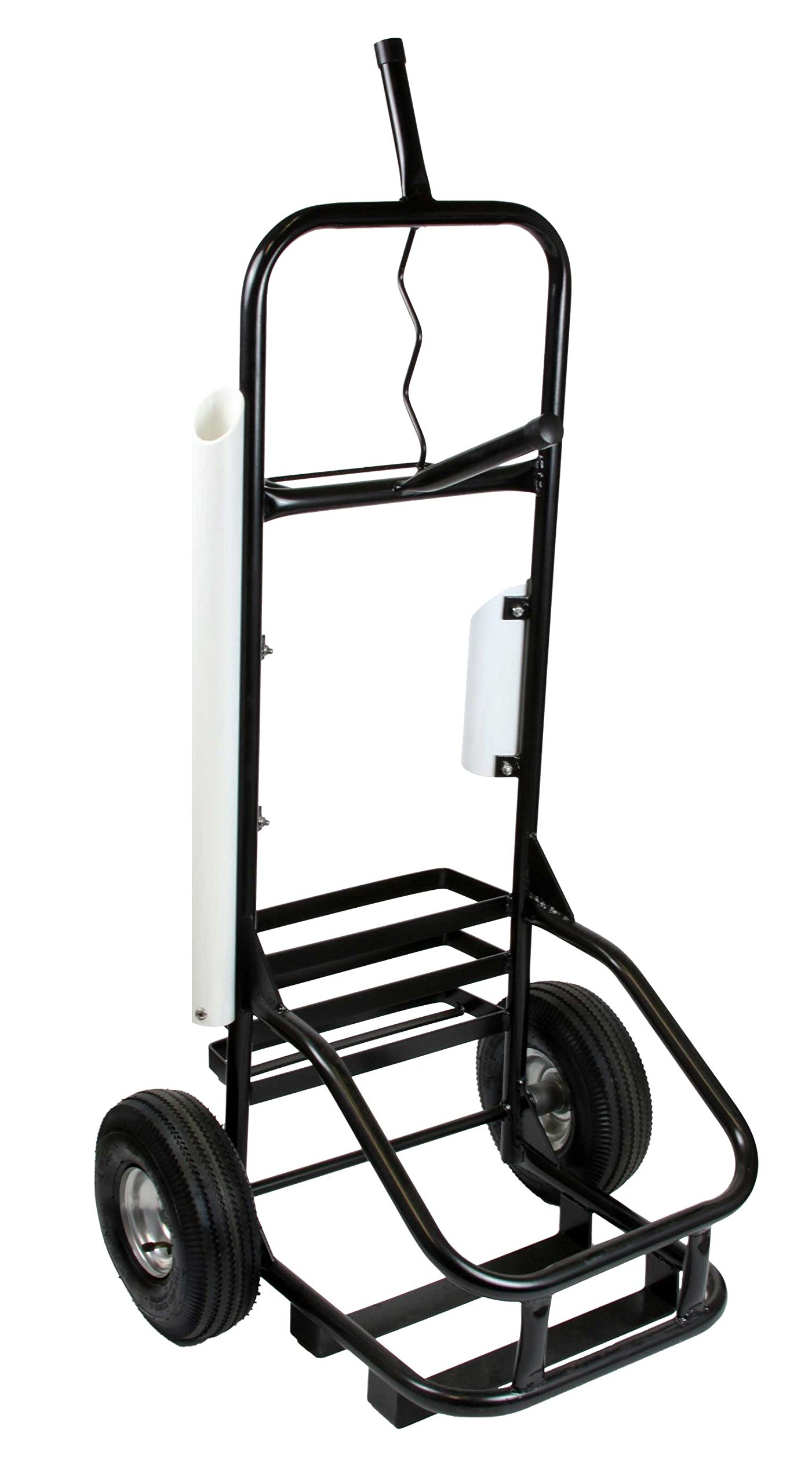 Pool Service Carts for Carrying Pool Supplies Well Constructed for the Working Pool Professional (BLACK POOL SERVICE CART)