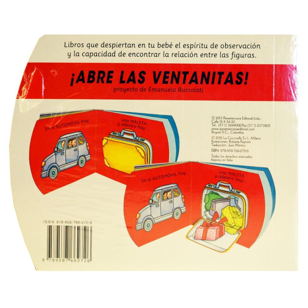 ¿Qué Descubres?: Emanuela Bussolati, Roberta Pagnoni, Juan Merino: 9789587662726: Amazon.com: Books