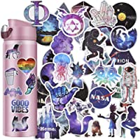 Cute Stickers DIY Waterproof Vinyl Decal Stickers 100 PCS Reusable Colorful Trendy Cool Stickers for Laptop Luggage…