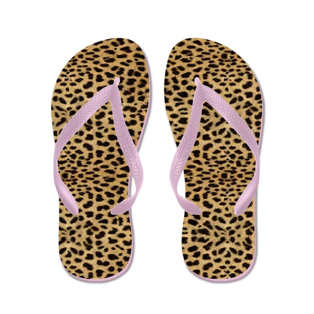 1af84c4d6dfe Amazon.com | Lplpol Cheetah Print Flip Flops for Kids and Adult Unisex  Beach Sandals Pool Shoes Party Slippers | Sandals