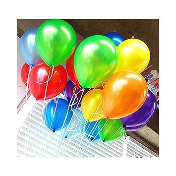 Amazon.com: 5 globos de látex con forma de corazón para ...