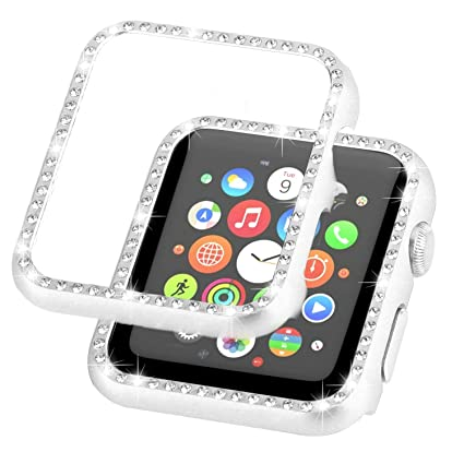 Amazon.com: Ayigo - Carcasa para Apple Watch (1.496 in ...