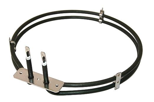 Spares4appliances AEG Competence B 1180-1-m-Resistencia para Horno ...