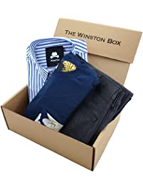 The Winston Box - Big & Tall Men's Clothing Subscription Box